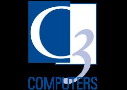 C 3 Computers (RGB) (lichtblauw) mail